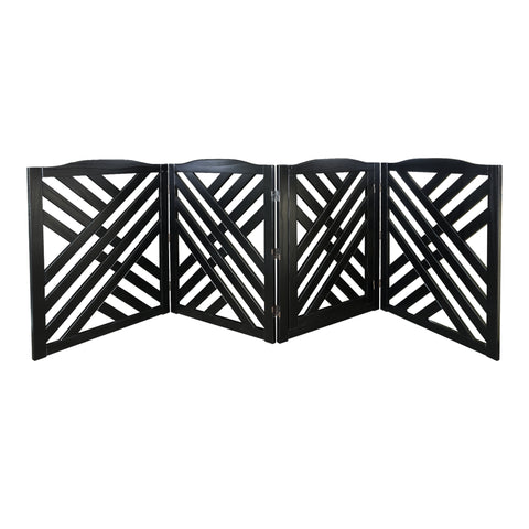 Lattice Pet Gate by Casual Home
