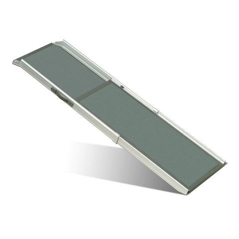 PetSafe Solvit Deluxe Telescoping Ramp Extra Large Gray - www.peterspetsupplies.com