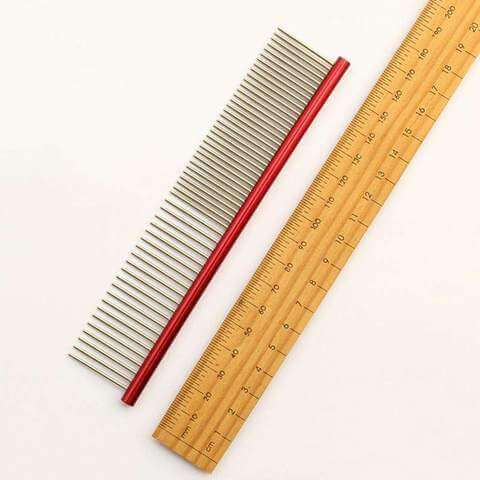 Multicolor Anti-Static Comb for Cats & Dogs - www.peterspetsupplies.com