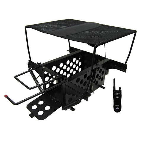 D.T. Systems Remote Large Bird Launcher for Pheasant and Duck Size Birds - www.peterspetsupplies.com