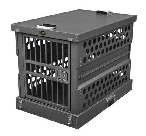 "Image of Zinger Folding ""Suitcase""  Airline Approved  Dog Crate"