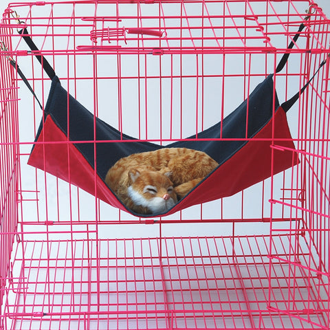 Image of Pet Hammock Oxford For Cat and Dogs - www.peterspetsupplies.com