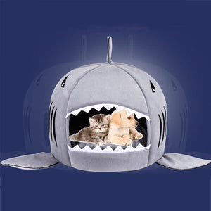 Fish Style Cat or Dog Bed DIfferent Sytles