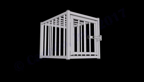 "Image of Rhino European Style Dog Crate 31""D x 23""W x 24""H"