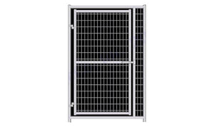 Rhino Dog Kennel Gate Panel Heavy