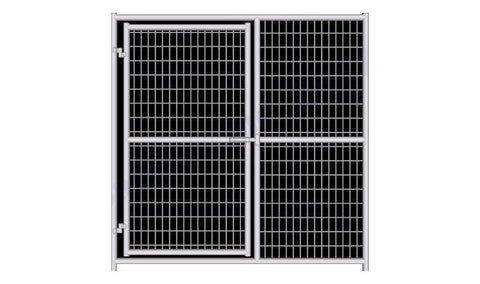 Image of Rhino Dog Kennel Gate Panel Heavy - www.peterspetsupplies.com