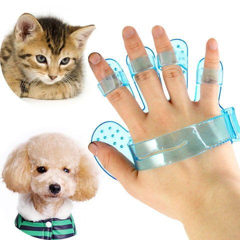Image of Stylish Grooming Pad for Cats & Dogs