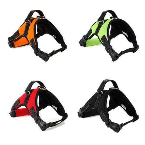 Image of Saddle Harness Dog Vest  Many Colors - www.peterspetsupplies.com