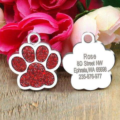 Customized & Engraved ID Tags for Dogs & Cats - www.peterspetsupplies.com