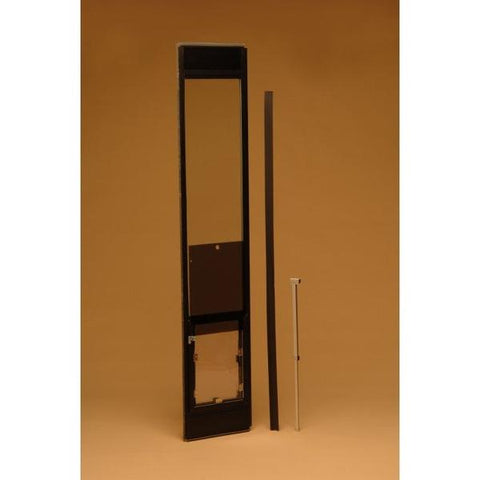 Image of Hale Pet Door Omni Panel Cat & Dog for Sliding Glass Doors - www.peterspetsupplies.com