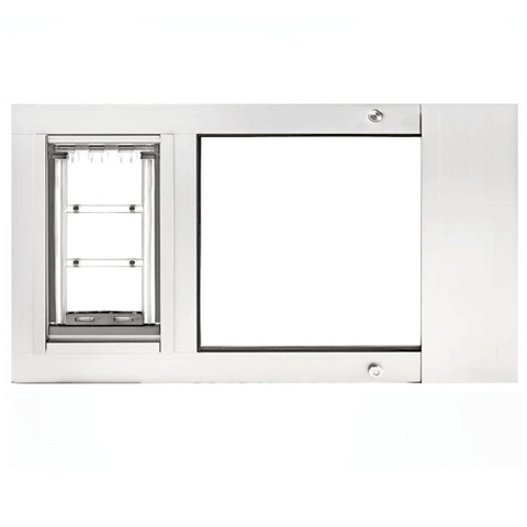 Patio Pacific Endura Flap Pet Doors, Thermo Sash 3e - www.peterspetsupplies.com