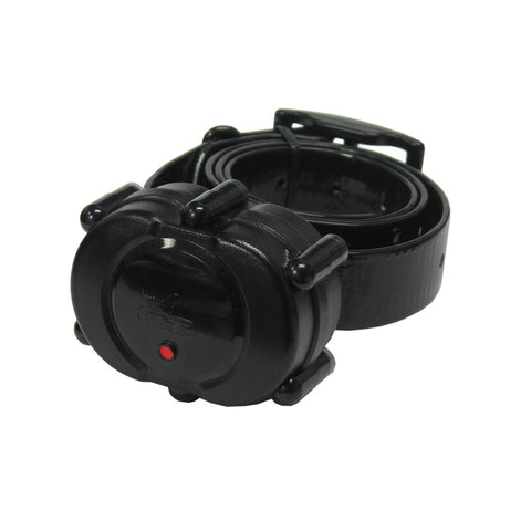 D.T. Systems Micro-iDT Remote Dog Trainer Add-On Collar Black - www.peterspetsupplies.com