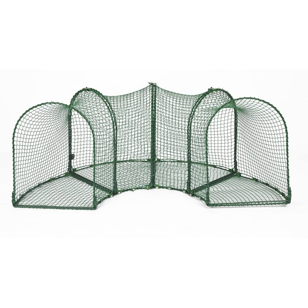 Kittywalk Curves (4) Outdoor Cat Enclosure - www.peterspetsupplies.com
