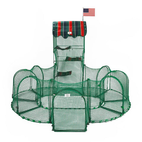 Kittywalk Grand Prix Outdoor Cat Enclosure - www.peterspetsupplies.com