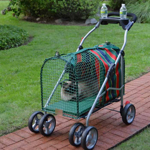 Kittywalk Original Pet Stroller SUV - www.peterspetsupplies.com
