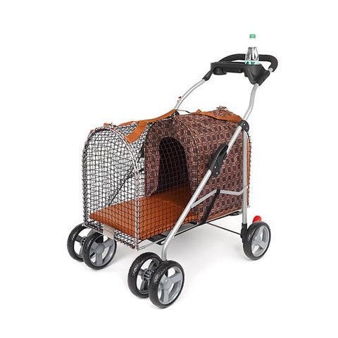 Kittywalk Classic Pet Stroller - www.peterspetsupplies.com