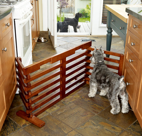 Image of Gate-n-Crate Folding Pet Gate - www.peterspetsupplies.com
