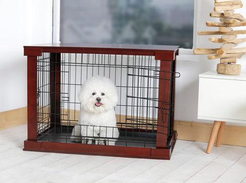 Merry Cage with Crate Cover