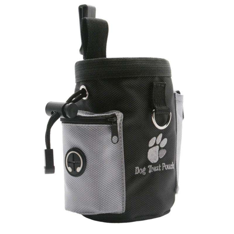 www.peterspetsupplies.com:Nice Pet Dog Treat Pouch Dog Training Treat Bags Portable Detachable Doggie Pet Feed Pocket Pouch Puppy Snack Reward Waist Bag
