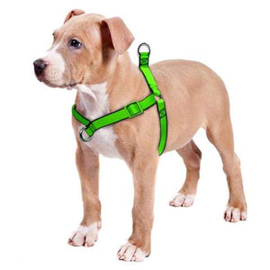 No Pull Dog Harness Adjustable Step In Walking Pet Harnesses for Large Dogs