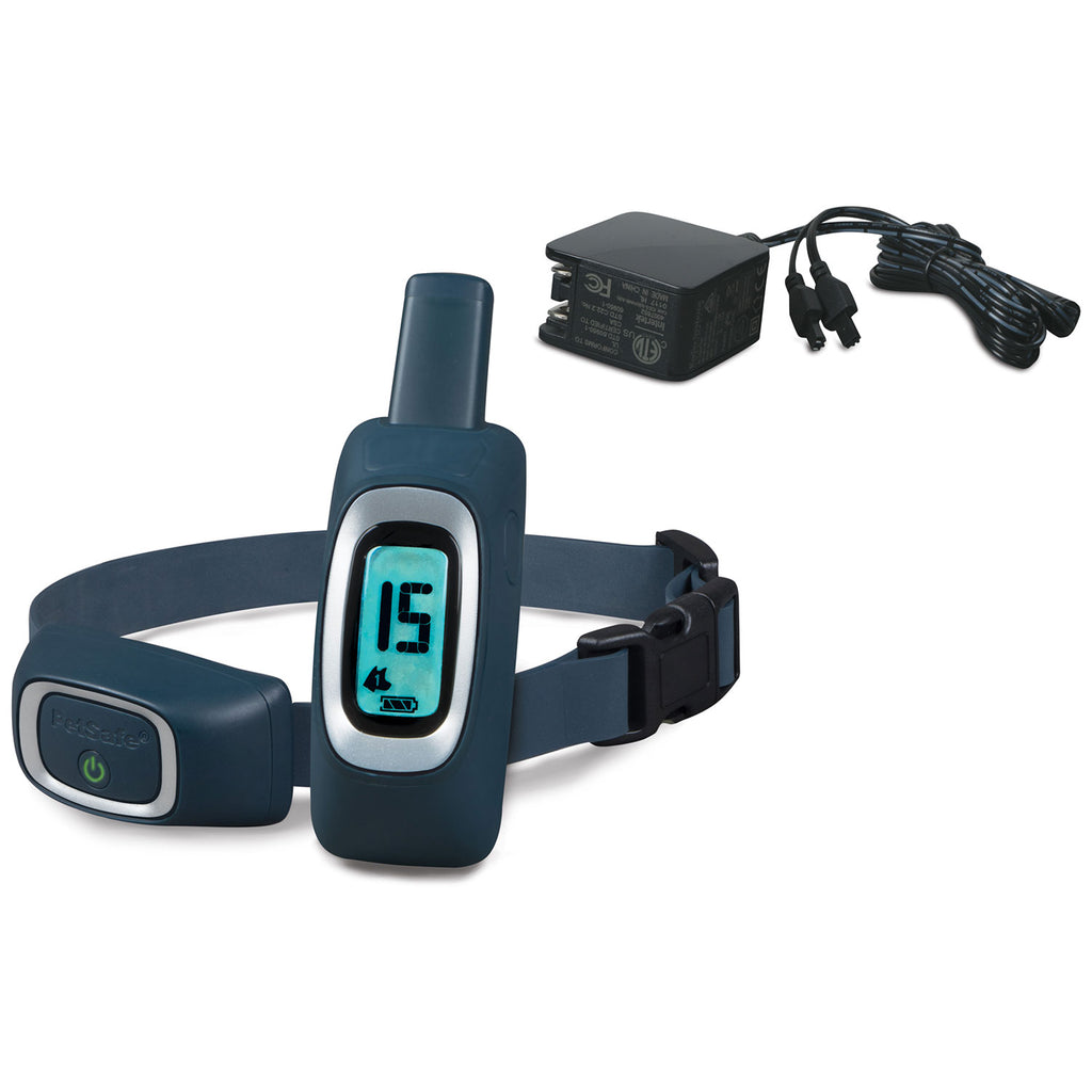 PetSafe 900 Yard Dog Remote Trainer Blue - www.peterspetsupplies.com