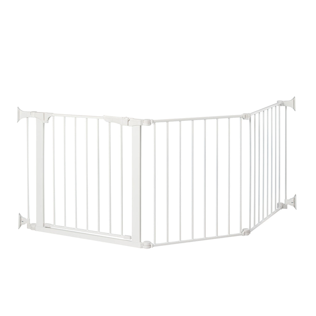 Kidco Command Custom Fit Free Standing Pet Gate - www.peterspetsupplies.com