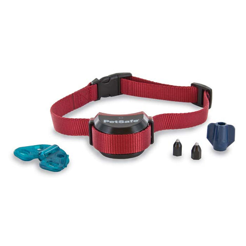 PetSafe Stubborn Dog Wireless Extra Receiver Collar Red