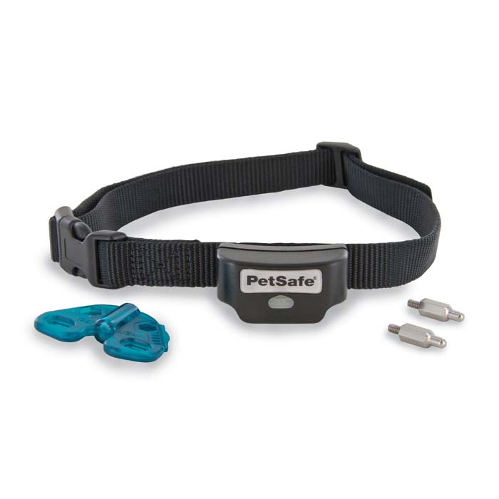 PetSafe Rechargeable In-Ground Dog Fence Receiver Collar Black