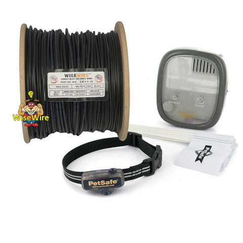Image of PetSafe Premium Little Dog In-Ground Fence WiseWire - www.peterspetsupplies.com