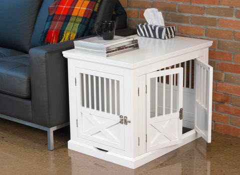 Triple Door Dog Crate - www.peterspetsupplies.com