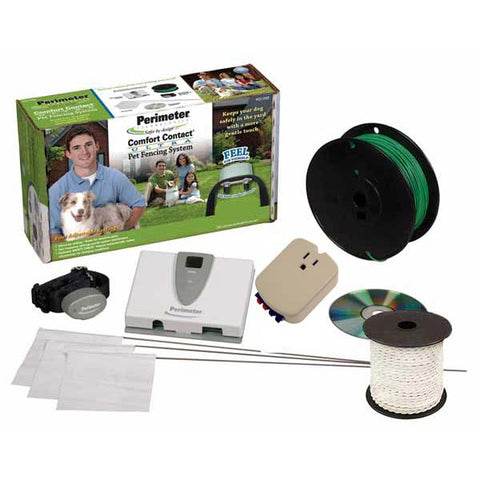 Perimeter Technologies Deluxe Ultra Comfort Contact System 20 Gauge Wire - www.peterspetsupplies.com