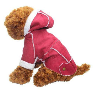 Pet Dog Clothes  Winter Dog Coat Jacket