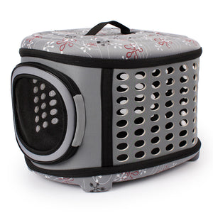 Pet Bed House Travel Carrier Bag For Cats & Dogs Three Colors
