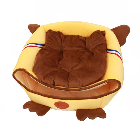 Chick Style Ped Bed for Cats and Dogs - www.peterspetsupplies.com
