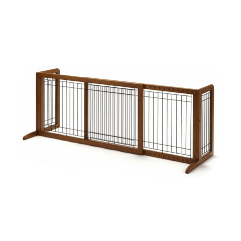 Image of Freestanding Pet Gate