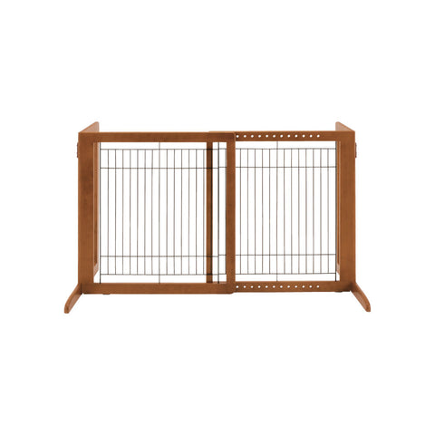 Image of Freestanding Pet Gate HS - www.peterspetsupplies.com