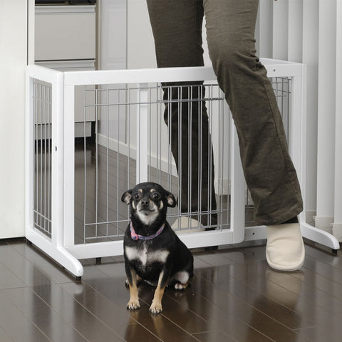 Image of Freestanding Pet Gate HL