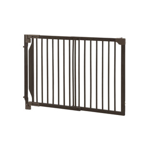Expandable Walk-Thru Pet Gate - www.peterspetsupplies.com