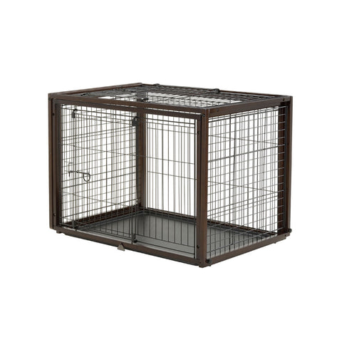 Image of Flip To Play Pet Crate - www.peterspetsupplies.com
