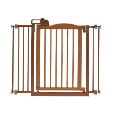 Image of One-Touch Pressure Pet Gate II - www.peterspetsupplies.com