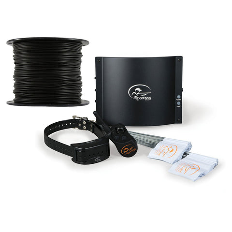 Image of SportDOG Contain-N-Train System Solid Core Wire Black