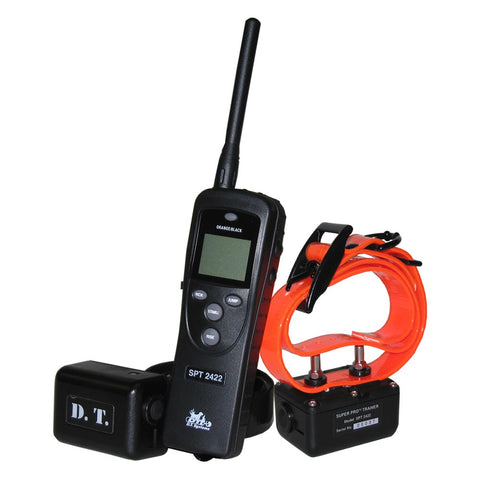 D.T. Systems Super Pro e-Lite 2 Dog 3.2 Mile Remote Trainer - www.peterspetsupplies.com