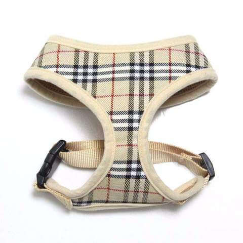 Image of Soft Mesh Dog Harness Pet Puppy Comfort Padded Vest No Pull Harnesses