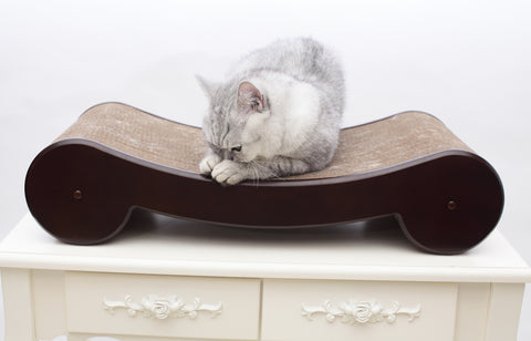 Image of Cat Scratcher Bed