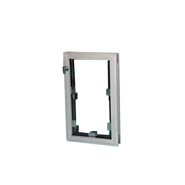 Hale Pet Door - Door Mounted Cat & Dog Door - www.peterspetsupplies.com