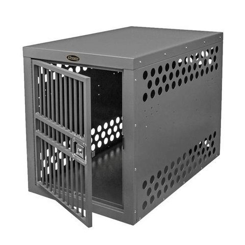 Image of Zinger Winger Deluxe Series Dog Crate- Front Entry