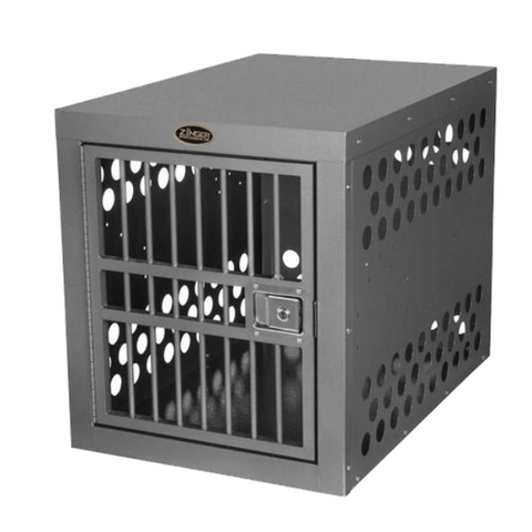 Image of Zinger Winger Deluxe Series Dog Crate- Front Entry - www.peterspetsupplies.com