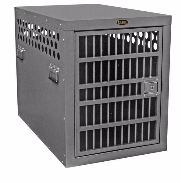 Zinger Professional Series Front Entry Dog Crate