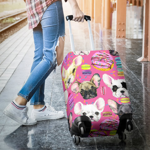 Pug Lover Luggage Covers
