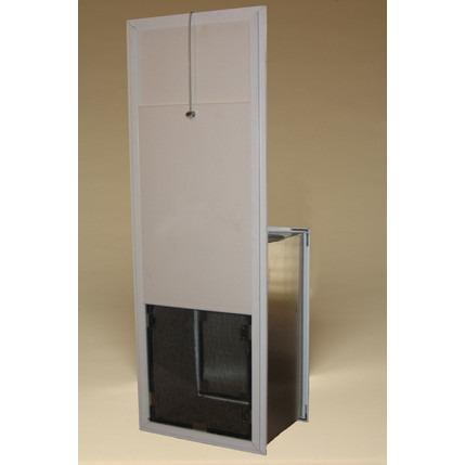 Image of Hale Pet Door Kennel Pet Doors - www.peterspetsupplies.com